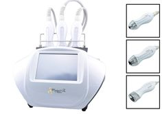 RU+7 BIPOLAR RF BLUE BEAM LED PHOTON VACUUM CELLULITE REDUCTION BODY LIPOSUCTION MACHINE