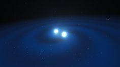 Ilustrasi dua bintang neutron yang membentuk gelombang gravitasi. Kredit: ESO   Spacenesia - Manusia memiliki setidaknya 5 indra dasar ya...