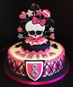 Monster High - Cake by Davide Minetti