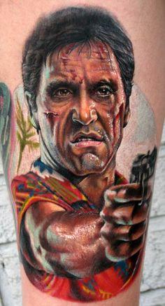 Tattoo Artist: Stephano Alcantara