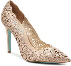 Women's Betsey Johnson Emili Pump