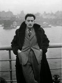 1月23日はサルバドール・ダリの命日 January 23, RIP Salvador Dali (1904-1989)