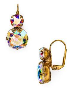Sorrelli Crystal Drop Earrings | Bloomingdale's