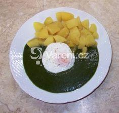 Recept na jednoduchý chutný špenát ke knedlíkům nebo bramborům.