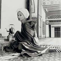Lisa Fonssagrives, Irving Penn