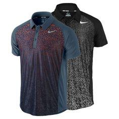 7afd9129d65e Men`s Advantage UV Graphic Tennis Polo Tennis Gear