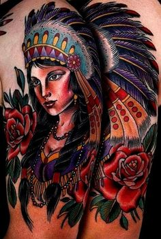 Native-American-Tattoo-Designs14.jpg (600×889)