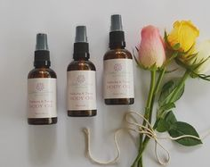 Image of Balancing and Toning LUXE Body Oil