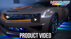 LED Glow Product Video Led Lights For Trucks, White Motorcycle, Led Light Kits, Led Headlights, Glow, Usb