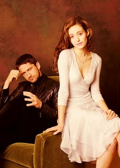 Emmy Rossum and Gerard Butler. The level of perfect is overwhelming