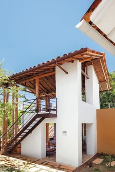 La casa natural: arquitectura en Barichara