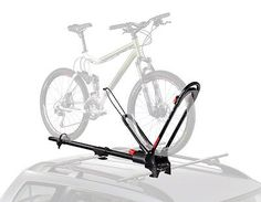 Car and Truck Racks 177849: New Yakima Frontloader Upright Bike Carrier 1-Bike Full Warranty -> BUY IT NOW ONLY: $189 on eBay!