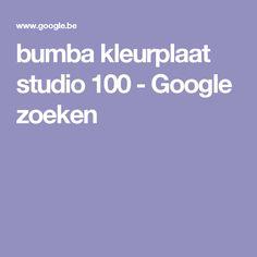 bumba kleurplaat studio 100 - Google zoeken Studio, Google, Studios