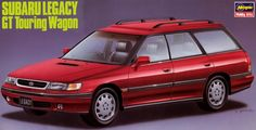 スバル レガシィ GT ツーリングワゴン /  SUBARU LEGACY GT Touring Wagon                                                                                                                                                                                 もっと見る