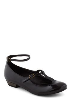 Aww. I used to own a pair just like this when I was 5. #ModCloth