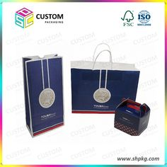 paper box, display box, rigid gift box, paper bag supplier  paper bag -shanghai custom packaging co., ltd  http://shpkg.com/paper-bag.html