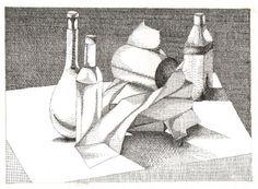 Resultado de imagem para hachuras desenho artístico