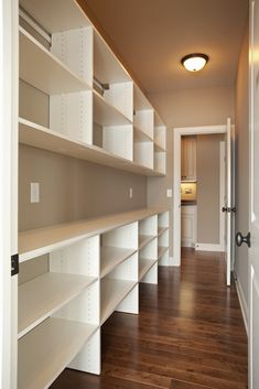 Walk-in Pantry Kitchen That Opens To Mudroom Brilliant