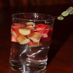 Distinguishing rhubarb as a fruit or vegetable. Includes sweet and savory recipes. data-pin-do=