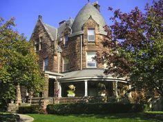 OH Cincinnati Clifton CB Russell House