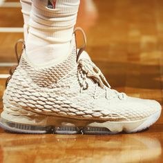 """The Nike Basketball LeBron 15 in the """"Ghost"""" colorway! Nike Basketball Shoes, Curry, Sneakers, Style, Fashion, Tennis, Swag, Moda, Curries"""