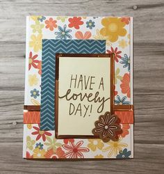 @ctmhofficial thanks for making it sooo easy to make a quick card, thanks for…