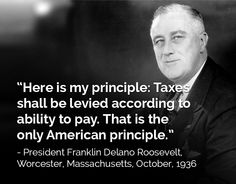Where is FDR when we need him? He is EXACTLY what this country needs  (& RIGHT NOW!!)!!