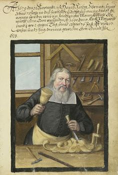 St. Thomas guild - medieval woodworking, furniture and other crafts: woodworking trades