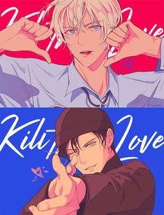 Manga Boy, Manga Anime, Detective, Detektif Conan, Amuro Tooru, Kudo Shinichi, Case Closed, Magic Kaito, Boy Art