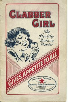 Vintage Brown Sugar Syrup From Clabber Girl