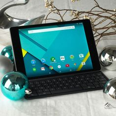 Google Nexus 9, $399+. If you like your Android tech just on the bleeding edge, this unassuming, nearly 9-inch tablet is the one to buy. | #Lollipop #Android #Google #HolidayGiftGuide #tablets