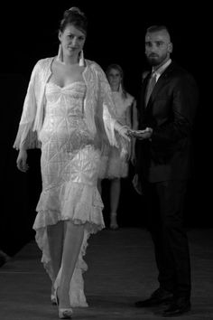 La Petite Robe Blanche - Défilé Art'smod 2016 - Fabienne Dimanov Paris Marie, Dresses, Fashion, White Dress, Little Black Dresses, Little White Dresses, Bridal Collection, Personal Stylist, Photography