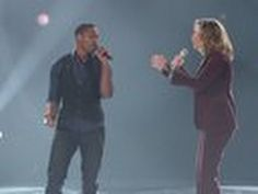 'DUETS' - J Rome with Jennifer Nettles singing 'I WILL ALWAYS LOVE YOU' during the Week 5 Performance.   AWESOME!!