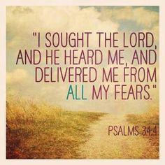 #PSALMS34:4