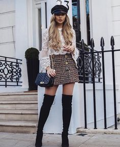6 Essentials to add on your Fall 2019 Wardrobe - thatgirlArlene - Cute Outfits Paris Outfits, Preppy Outfits, Winter Fashion Outfits, Girly Outfits, Mode Outfits, Fall Winter Outfits, Classy Outfits, Autumn Fashion, Fashion Clothes
