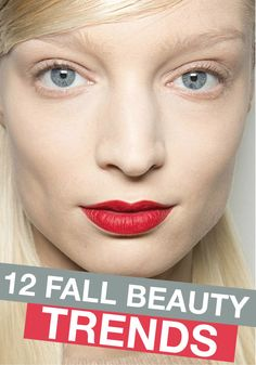 Check out these stunning beauty trends that are perfect for the fall season.