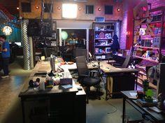 The twit.tv Brickhouse facility in Petaluma, CA