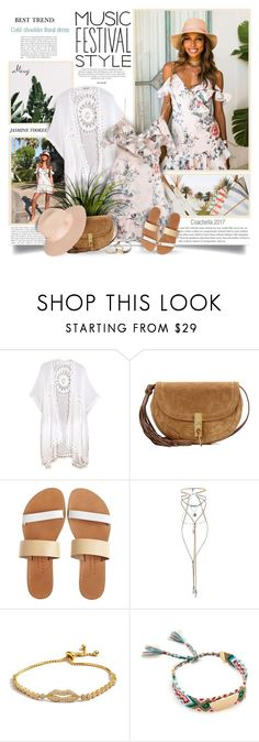 """""""Show Time: Best Festival Trend"""" by thewondersoffashion ❤ liked on Polyvore featuring Altuzarra, Isapera, Accessorize, Barzel, Rebecca Minkoff and Eugenia Kim"""