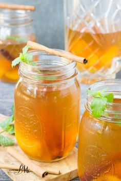 Peach Cobbler Moonshine recipe is full of cinnamon, fresh peaches and alcohol.