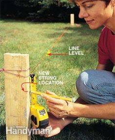 Photo 2: Establish a slight slope