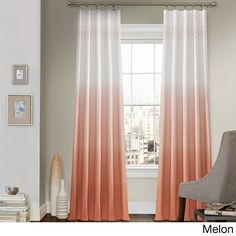 your home with this fabulous curtain panel. This cotton curtain ...