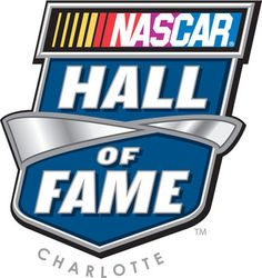 Heading to Charlotte for the 2015 NASCAR Hall of Fame Inductions? Check this out (logo: NASCAR Media)