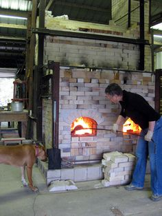 Pine Mills Pottery features handmade woodfired pottery made by Gary Hatcher and Daphne Hatcher. Pine Mills Pottery studio and gallery is open to visitors. A large selection of fine woodfired pottery is available for collectors.