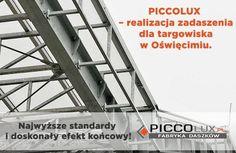 Nie boimy się prac na wysokościach! :) http://www.piccolux.pl/portfolio/