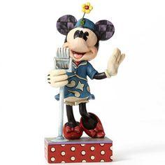 Jim Shore Minnie Mouse Singer