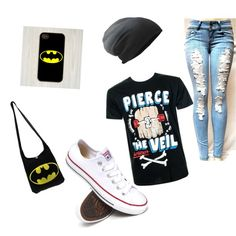 my kind of first date outfit by shenandoah-shelton on Polyvore featuring polyvore fashion style Converse Samsung