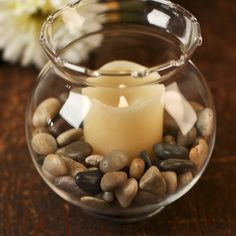 Earth Tone Party Decorations | Earth Tones Polished Pebbles - Confetti - Table Scatters - Party ...