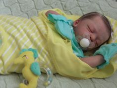 Reborn Doll Baby Girl ~ Lilian by Gudrun Legler ~ Limited Edition Sold Out