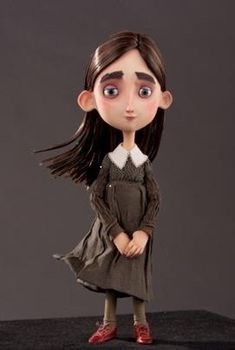 Aggie from ParaNorman