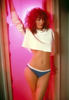 Kelly LeBrock in Weird Science, Mmmmm
